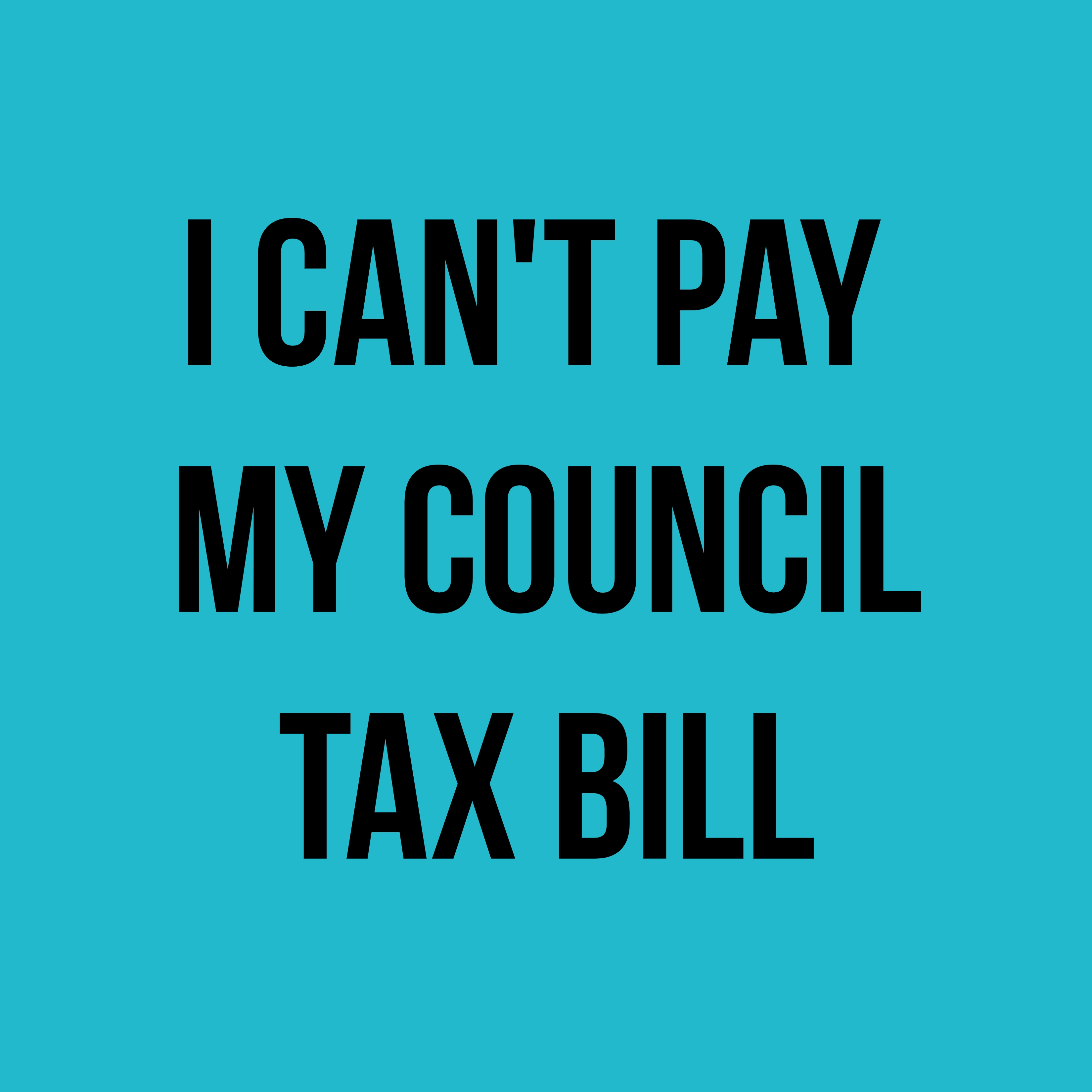 cant a council tax